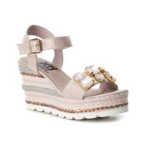 XTI Nude Έθνικ Πλατφόρμα 47775, γυναικεια παπουτσια, papoutsia, παππουτσια, πεδιλα, greek sandals, papoytsia, σαμπο, σαγιοναρες, υποδηματα, καλοκαιρινα παπουτσια, παπουτσια online, σανδαλια, παπουτσια γυναικεια μποτακια, e shop παπουτσια, oxford γυναικεια, γυναικεια υποδηματα, B3D, παπουτσια B3D, xti shoes, xti πεδιλα, xti footwear, xti, xti 47775