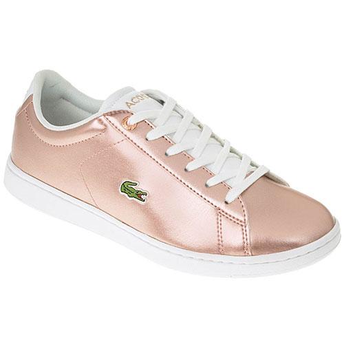 LACOSTE Γυναικεία Sneakers CARNABY EVO 318 36SPJ0002F50 PNK WHT 6d19925e468