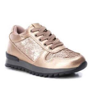 XTI Casual Παπούτσια για Κορίτσια 555947-01 (ΧΡΥΣΟ)