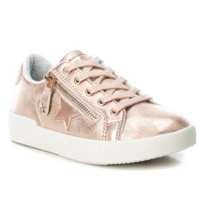 XTI Casual Παπούτσια για Κορίτσια 56641-01 (ΧΡΥΣΟ)