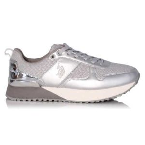 US POLO ASSN. Γυναικεία Sneakers TABITHA2 MET-SIL (ΑΣΗΜΙ), ασημενια sneakers, παπουτσια, παπουτσια γυναικεια, γυναικεια παπουτσια, μποτακια γυναικεια, παπουτσια online, sneakers γυναικεια, παπουτσια γυναικεια φθηνα, φθηνα παπουτσια, παπουτσια 2019, παπουτσια γυναικεια 2019, papucia, μαγαζια με παπουτσια, καταστηματα παπουτσιων, παπουτσια γυναικεια μποτακια, e shop παπουτσια, γυναικεια υποδηματα, γυναικεία sneakers, sneakers 2019, us polo, us polo assn, γυναικεια us polo assn, us polo assn TABITHA2 MET-SIL