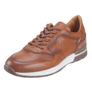 BOSS Shoes Sneakers Ανδρικά Δερμάτινα L 2019 (ΤΑΜΠΑ)
