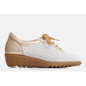 f4955309f92 Relax Anatomic Γυναικεία Ανατομικά Δετά Παπούτσια 7327-15 (Μπεζ), ανατομικα  παπουτσια για