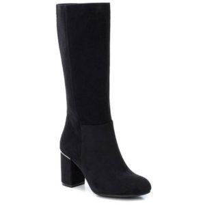 XTI Γυναικείες Μπότες Suede 35121 (Μαύρο), μαυρες μποτες, mavres mpotes, παπουτσια γυναικεια, γυναικεια παπουτσια, παπουτσια, μποτεσ 2019, mpotes, κοκετα παπουτσια, παπουτσια γυναικεια φθηνα, μποτακια, papoutsia, παπουτσια online, φθηνα παπουτσια, μποτεσ γυναικειεσ, μποτακια γυναικεια σκρουτζ, παπουτσια γυναικεια 2019, γυναικειεσ μποτεσ, μποτεσ, μποτεσ γυναικειεσ προσφορεσ, μποτακια με τακουνι, γουνινα μποτακια, μποτακια χειμωνασ 2019, μποτακια δερματινα προσφορεσ, γυναικεία μποτάκια, xti shoes, xti μποτακια, xti footwear, xti, xti 35121