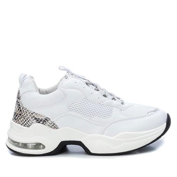 XTI Γυναικεία Sneakers 49987, sneakers 2020, ασπρα αθλητικα, γυναικεια ασπρα αθλητικα, αθλητικα, γυναικεια αθλητικα, γυναικεια sneakers, sneakers, αθλητικα, παπουτσια, papoutsia, athlitika papoutsia, αθλητικα παπουτσια, xti shoes, xti footwear, xti 2020, xti γυναικεια, xti sneakers, xti, xti 49987