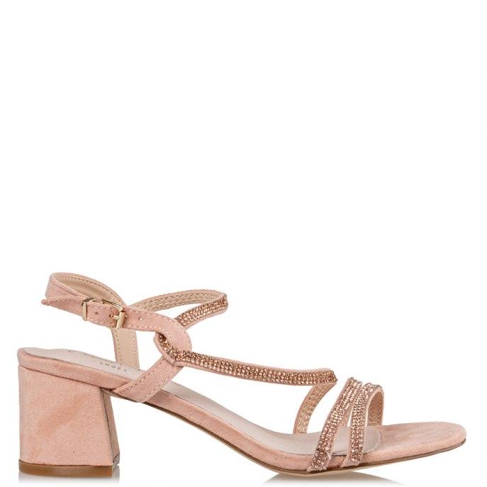envie, Envie 2020, envie shoes, Envie Shoes 2020, envie shoes καταστήματα, envie skroutz, envie νέες αφιξεις, envie παπουτσια, envie προσφορες, envie σανδαλια, Miss nv πεδιλα, Γυναικεία Πέδιλα Envie Shoes, Γυναικεία Σανδάλια Envie Shoes, πεδιλα, πεδιλα για γαμο, Πεδιλα γυναικεια βραδυνα, Πέδιλα Με Τακούνι, Πεδιλα με χοντρο τακουνι χαμηλα, Πεδιλα ψηλα με χοντρο τακουνι, envie MID HEEL SANDALS V54-11793 Nude