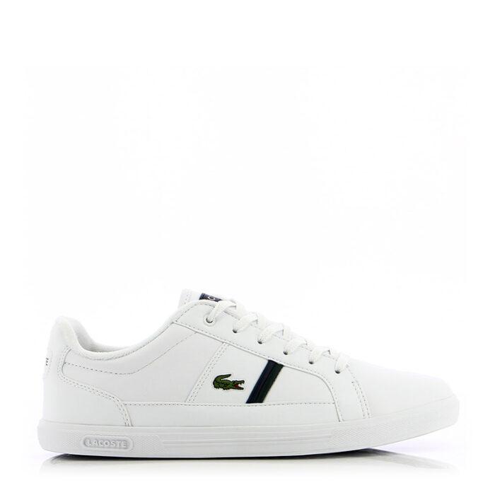 Lacoste Ανδρικά Sneakers EUROPA 0120 1 SMA 740SMA00071R5 Λευκό