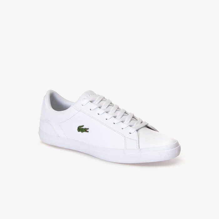 Lacoste Γυναικεία Sneakers Lerond 119 7-37CUJ001521G Λευκό