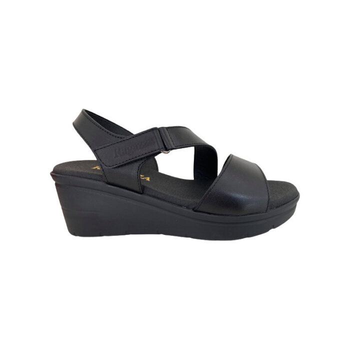 Ragazza Γυναικείες Δερμάτινες Πλατφόρμες 0315 Μαύρο, Ragazza, Ragazza Γυναικεία Παπούτσια, Ragazza Παπούτσια, Γυναικείες Πλατφόρμες, δερματινα παπουτσια, πλατφόρμες
