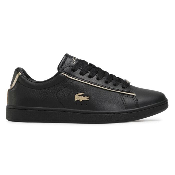 Γυναικεία Sneakers Lacoste Carnaby Evo Μαύρο